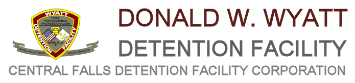 Donald W. Wyatt Detention Facility Logo